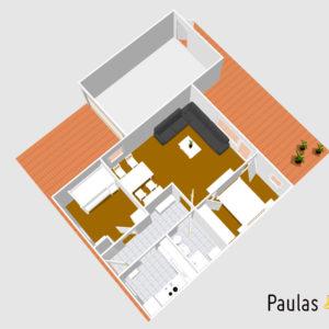 Grundriss Paulas-Hus