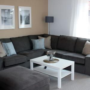 Wohnbereich mit Sitzecke