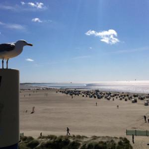 Strand in Norddeich